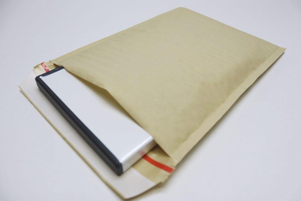 クッション 封筒