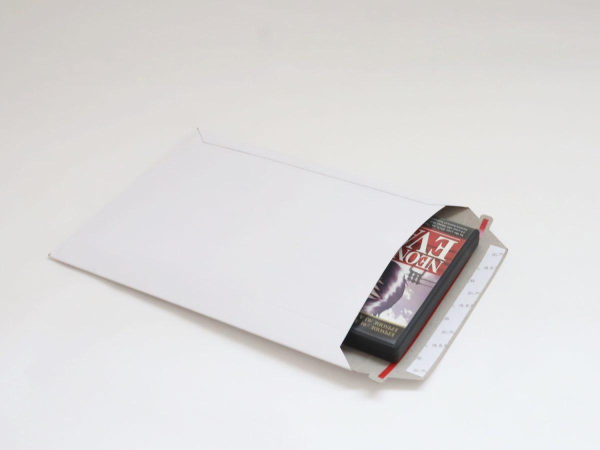 梅花堂紙業製 厚紙封筒が新発売です。
